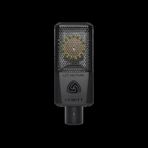 LEWITT LCT 440 PURE lare diaphragm condenser microphone