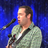 Albert Castiglia uses the MTP 550 DM stage vocal microphone