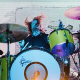 Aaron Gillespie uses LEWITT reference condenser microphones