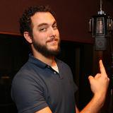 Charles Wakeman mit seinem LCT 940 Studio FET Tube Mikrofon