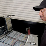 Rick Camp on his console