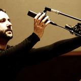 Jason La Rocca with his LCT 640 studio condenser microphone