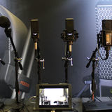The LCT 640 TS multi-pattern large-diaphragm condenser microphone makes it possible to adjust the polar pattern post-recording