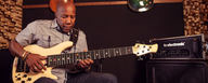 Nathan East endorses the LCT 840 tube studio microphone