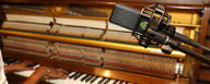 The LCT 550 is the best mic to record piano