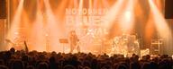 Notodden Blues Festival LEWITT performance live microphones