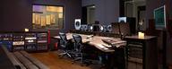 Control Room at Hybrid Studios