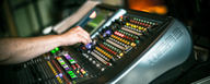 Midas Console for Live FOH mixing