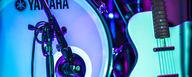DTP 640 REX microphone recording drums